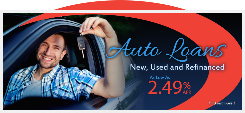 Auto Loan Rate As Low As 2.49 APY Apply Now